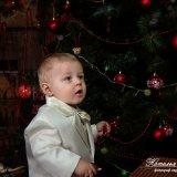 фотосессия для малыша на Новый год